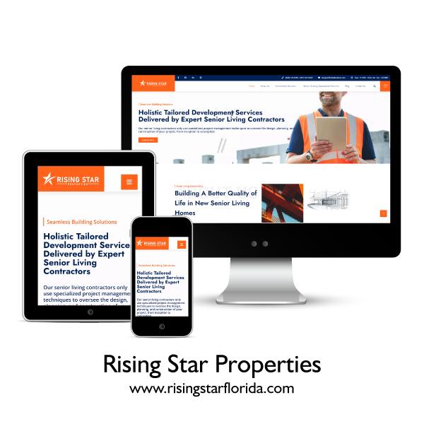 Rising Star Properties | Tulumi Digital Marketing