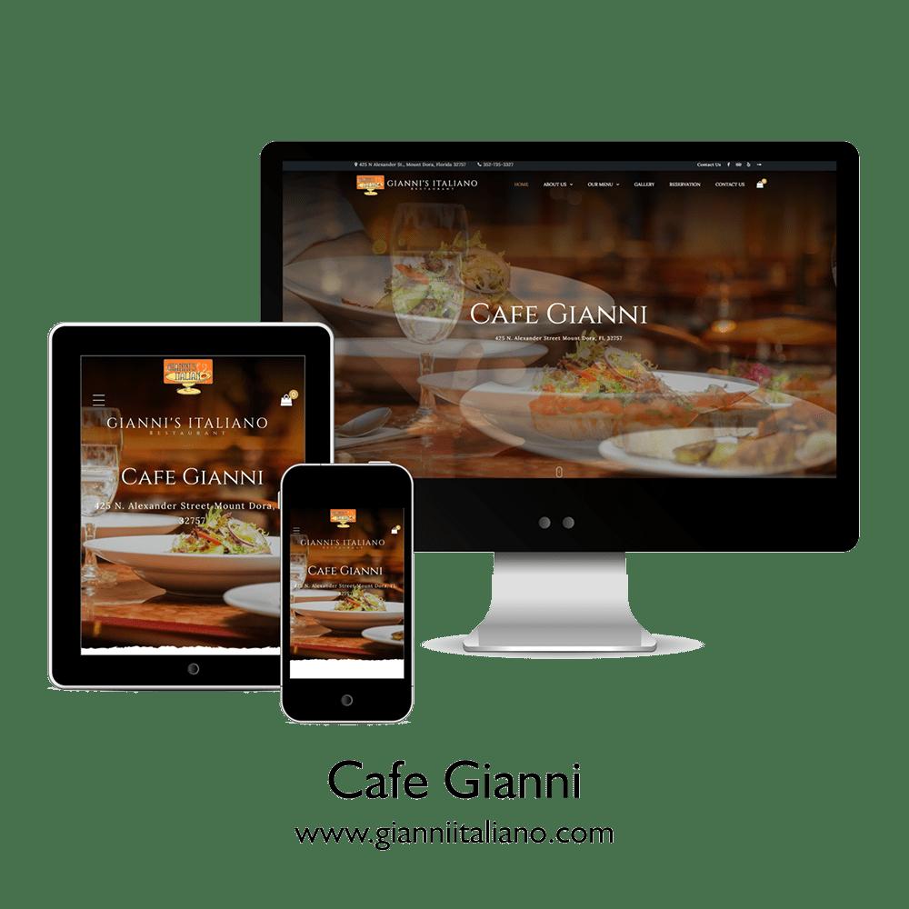 Cafe Gianni | Tulumi Digital Marketing