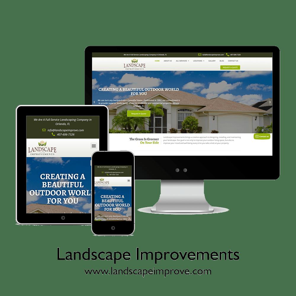Landscape Improvements Facebook Ads | Tulumi Digital Marketing