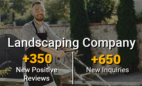 Landscaping Company Reputation Management | Tulumi