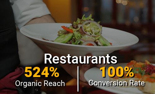 Restaurant Web Design Services | Tulumi Digital Marketing
