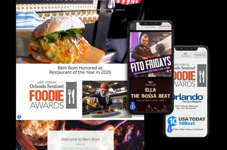 Orlando Best Web Design Agency | Tulumi Digital Marketing